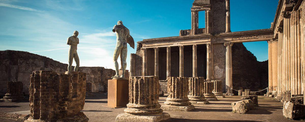 partato tour escursione pompei